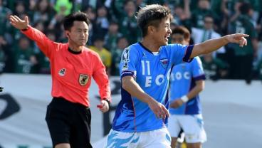 50-Year-Old Kazu Miura Is Now The Oldest Goalscorer In The History Of Football