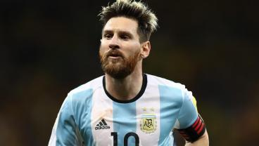 Apparently Someone Tried To Smuggle Cocaine Branded With Messi's Logo