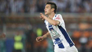 Chucky Lozano Outlines His Ambition To Move To Europe This Summer