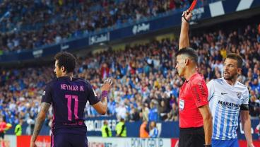 Neymar Reportedly Suspended For El Clasico After Mocking Fourth Official