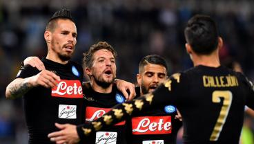 Napoli Widens The Gap For Italy's Third Champions League place