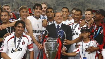 As One Era Ends, A New One Begins With AC Milan Sale