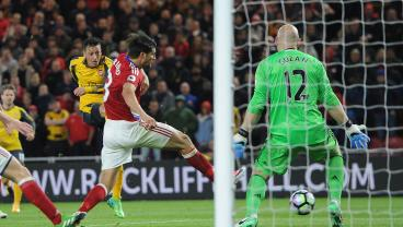 Arsenal Victory Over Middlesbrough Was No Easy Task