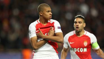 Kylian Mbappe Scores Within Three Minutes