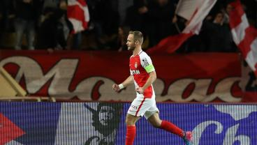 Valère Germain's First Touch Is A Goal
