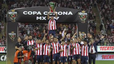 Chivas Wins The Copa MX, Is Actually Good Now