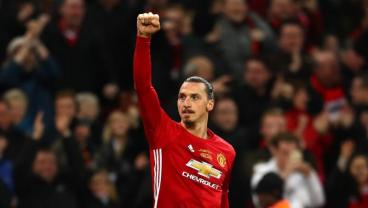 Zlatan Says He Will Come back Stronger From His Knee Injury