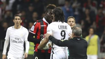 Mario Balotelli Humiliates PSG Like It's Barcelona All Over Again