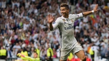 Ronaldo's Hat-Trick Puts Real Madrid On The Cusp Of Champions League Final