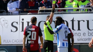 Sulley Muntari's One-Match Ban After Being Racially Abused Is A Disgrace