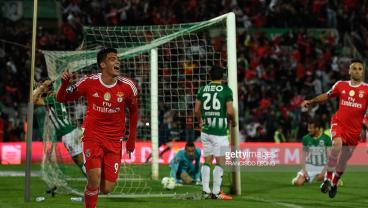 Raul Jimenez Came To Benfica's Rescue Again