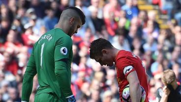 What Did Fraser Forster Say To James Milner Before His Penalty Save?