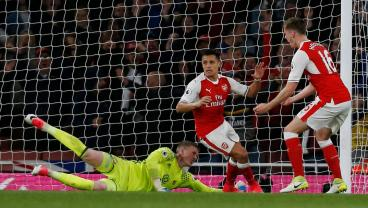 Arsenal Win Keeps The Pressure On Manchester City And Liverpool