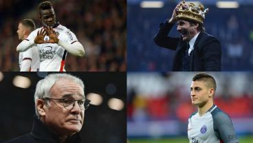 Italian Exports: How Players And Managers From Italy Have Fared Abroad This Season