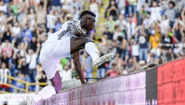 Moise Kean Becomes First Player Born In 21st Century To Net In Europe's Top Five Leagues
