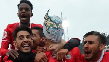 Raul Jimenez Became Benfica's Hero, And He Had The Perfect Celebration Ready