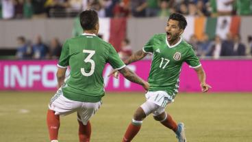 Irish Left With Nothing To Do But Praise A Rampant Mexico