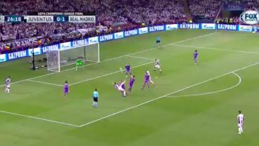 Mario Mandzukic Brings Juve Level With One Of The Greatest Goals Of All-Time