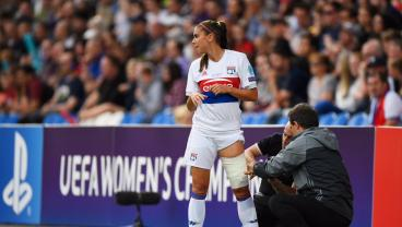 Alex Morgan Injured, Replaced By Lynn Williams In USWNT Camp