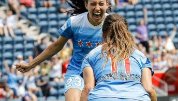 Check Out The Best Goals And Saves From Week 8 In The NWSL