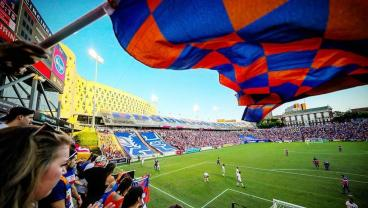 Cincinnati FC Reveal Plans For Magnificent Hypothetical Stadium
