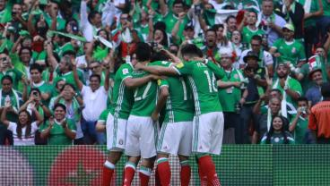 El Tri Set Out To Make A Massive Statement At FIFA Confederations Cup
