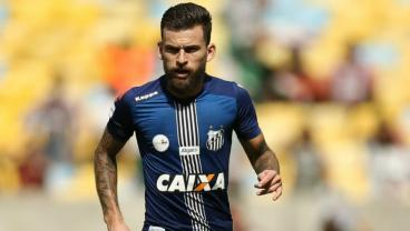Barcelona Sign Brazilian International Lucas Lima On A Free Transfer