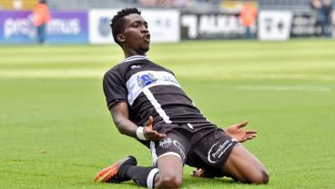 20-Year-Old Attacking Virtuoso Henry Onyekuru Opts For Everton Over Arsenal