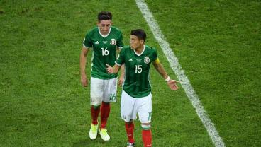 Fabian's Must-See Golazo No Consolation In Mexico's Crushing 4-1 Loss To Germany