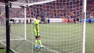 Cincinnati Shock Chicago With Keeper Mitch Hildebrandt On Another Planet