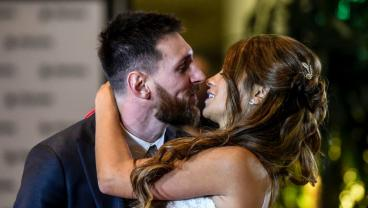 Messi wedding