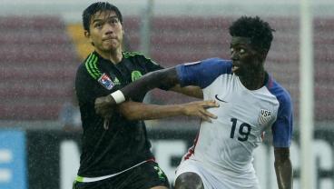 PSG Sign U.S. U-17 MNT Striker Timothy Weah To Three-Year Deal