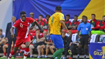 16-Year-Old Alphonso Davies Becomes Canada's Youngest Goalscorer Ever