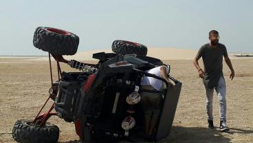 Who Is The Best Dune Buggy Driver On Barcelona?