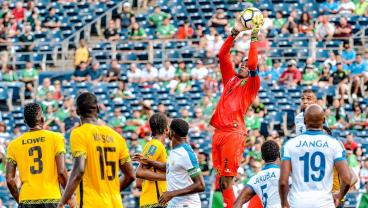 Andre Blake Is The Best Keeper At The Gold Cup. It's Time For European Clubs To Take Notice