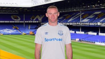 Wayne Rooney Says He's Been Wearing Everton Jammies At Home For 13 Years