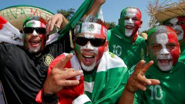 Mexico Has More Fans Than USMNT In USA