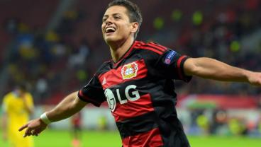 Bayer Leverkusen Have Decided That Today Is Chicharito Day