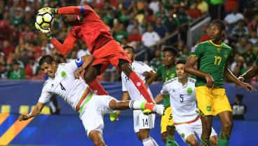 Mexico And Jamaica Played To An Extremely Bad 0-0 Draw