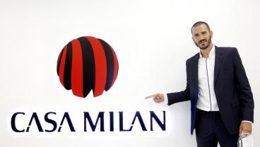 AC Milan Push Transfer Spending To $237 Million With Leonardo Bonucci Swoop