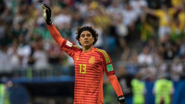 Most Underrated Goalkeeper Wins Silver Glove At World Cup; Courtois Claims Gold Glove