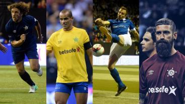Rivaldo, Deco, Del Piero, Ballack And More Provide Weekend's Worth Of Highlight-Reel Material
