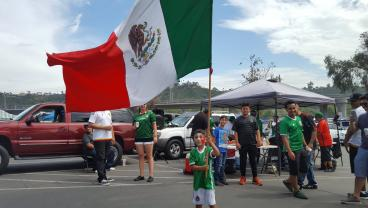 What It's Like Living In The U.S. As A Mexico Soccer Fan
