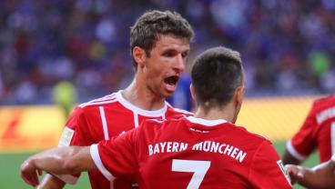Let Thomas Muller's Howitzer Against Chelsea Remind You That The Season Is Around The Corner
