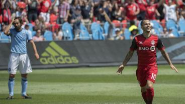 Sebastian Giovinco Stands Alone In MLS History After Another Gorgeous Free Kick