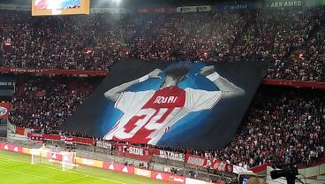 Ajax's Tear-Jerking Tribute To Appie Nouri, Who's Suffered Permanent Brain Damage