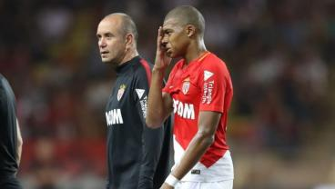Kylian Mbappe Starts In Ligue 1 Opener But Limps Off Injured Amid Transfer Rumors