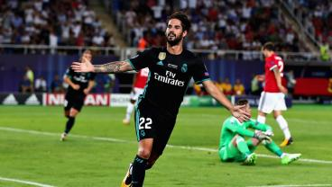 Real Madrid Give Every Indication That They're Back For Thirds In Europe