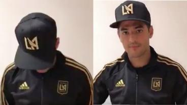 Carlos Vela Reveals He Will Be Joining The Dopest Brand On The Planet, LAFC