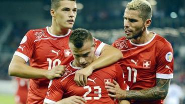 Switzerland Approach The Summit In The Latest FIFA World Rankings